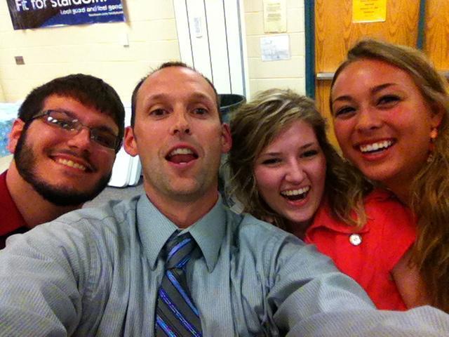 Boone Grove High School Principal Image