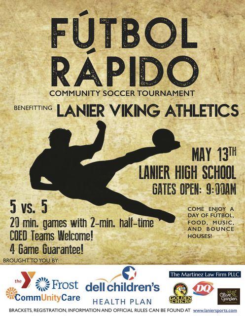 Futbol Rapido Flyer