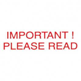 Please Read for Important Changes in the Code of Acceptable Behavior