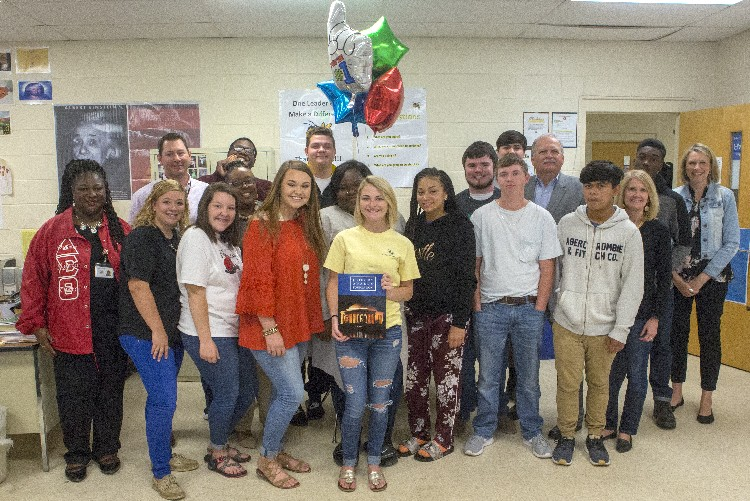 AHS Leadership Class wins state competition