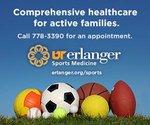 A. Erlanger Sports Medicine Main Page Image