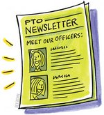 Parent Teacher Organization Main Page Image