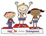 Be a MyOn Champion!