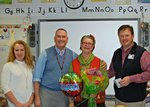 Pam Clark Honored
