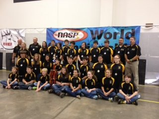 The Bagley Archery Team finished 2nd in the World Archery Tournament held on July 13, 2014 in Madison, WI.  Way to go BMS!