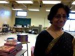 Vijayalakshmi Gangadharan Staff Photo