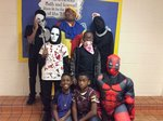 Red Ribbon Week-Costume Day