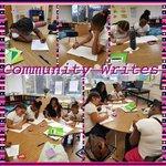 Community Writes Program