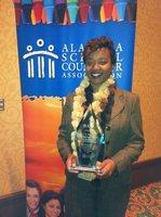 Melba Shanks ,  RAVE Award, NBCT