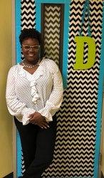 Amber Davis Teacher Of The Year!