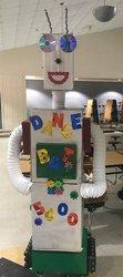 Student-made robots