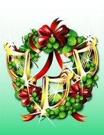 Christmas Wreath Picture