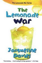 "The Lemonade War                               INTRODUCTION ""Evan Treski is people-smart. He is good at talking to people, even grownups.  His younger sister, Jessie, on the other hand, is math-smart--but not especially good at understanding people.  She knows that feelings are her weakest subject. So when their lemonade war begins, there is no telling who will win--or if their fight will ever end. """
