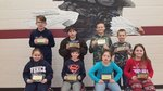 West Carroll Elementary School Students of the Month for February