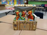 Reading Challenge Treasure Chest