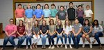 Pictured a new members of the Southland Academy Junior Beta Club.