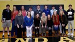 Pictured: Southland Academy seniors athletes who participated in the winter sports.