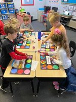 First Graders Enjoy Their 100th Day of Celebration