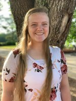 Pictured is 2019 Southland Academy Senior Katie Carver.