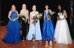 Pictured are Hannah Philpot, Addie Cook, Mary Nell Rush, Abby Dent, and Lauren Barthell.