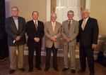 "Adam ""Wilkie"" Smith (2001-07), Ty Kinslow (2012- present), Melvin T. Kinslow (1971-1996), Bill Gardner (1996-01), Billy Stubbs (2007-12)"