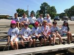 Pictured are (first row) Milly Simmons, Wes Brock, Hays Hagerson, Kinney Kinnebrew, Asa Baldwin, Nikki Remollino; (top) Peyton Gilbert, Cate Stallings, Perry Bennett, Ethan Beck, Peyton Horn.