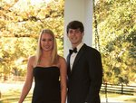 Pictured are Maddie Crisp and Nathan Duke.