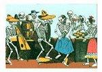 View El Dia de los Muertos