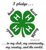 4-H Green Clovers Club Main Page Image