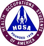 Health Occupation Students of America (HOSA) Main Page Image