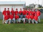 2016 Junior Varsity Baseball