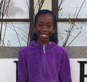 E'zaliah 5th Grade Student of the Month