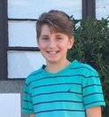 Brayden 8th Grade Student of the Month