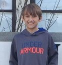Brodie 6th Grade Student of the Month