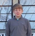 Jacob 6th Grade Student of the Month