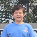 Landon 5th Grade Student of the Month