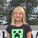 Macie 6th Grade Student of the Month