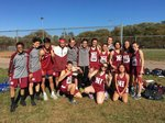 Cross Country Team competes in the SCC Championship