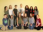 January 2017 Students of the Month