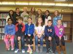 September 2014 Students of the Month