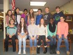 November 2015 Students of the Month