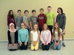May 2017 Students of the Month