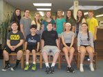 May 2016 Students of the Month