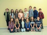 June 2017 Students of the Month