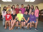 April 2015 Students of the Month