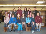 November 2014 Students of the Month