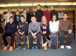December 2015 Students of the Month