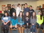 January 2015 Students of the Month