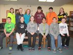 December 2014 Students of the Month