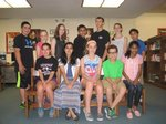 May 2015 Students of the Month